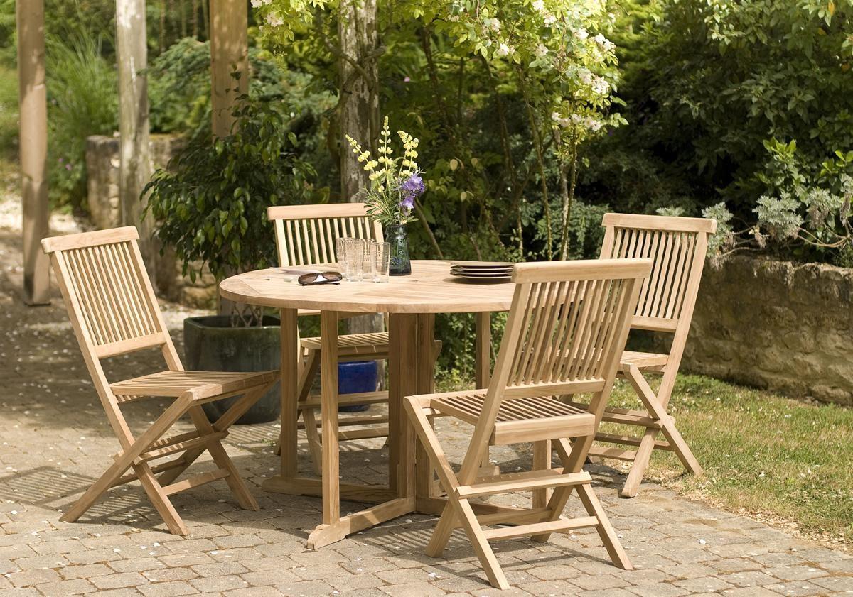 Consejos para elegir la mesa de terraza for Petite table ronde de jardin leclerc
