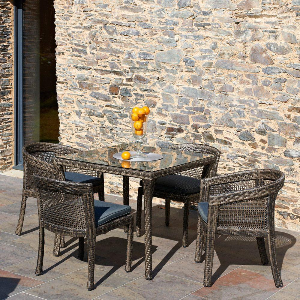 Galer a de im genes sillas para terrazas for Sillas terraza