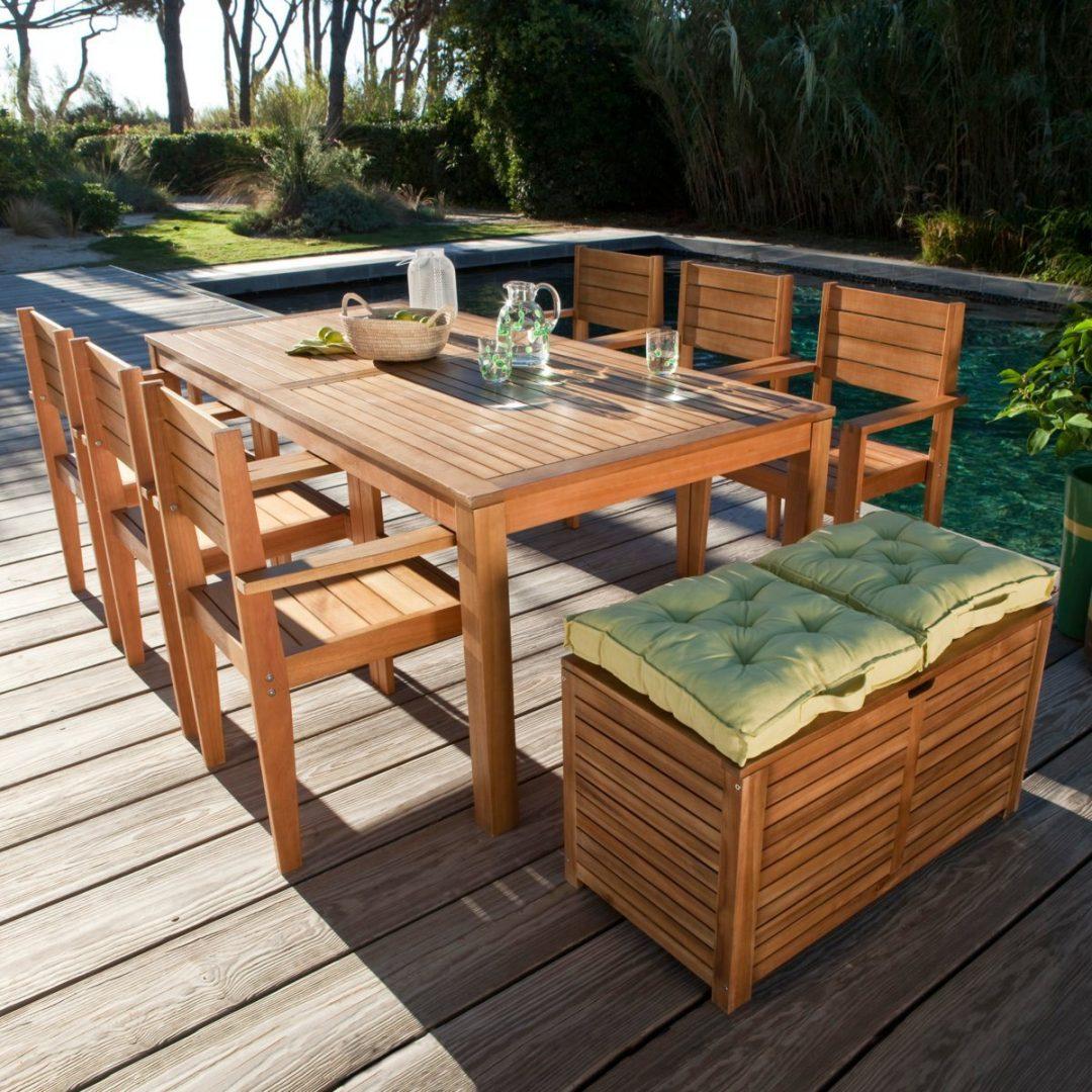galer a de im genes materiales para las mesas de terraza On mesas de madera para terraza